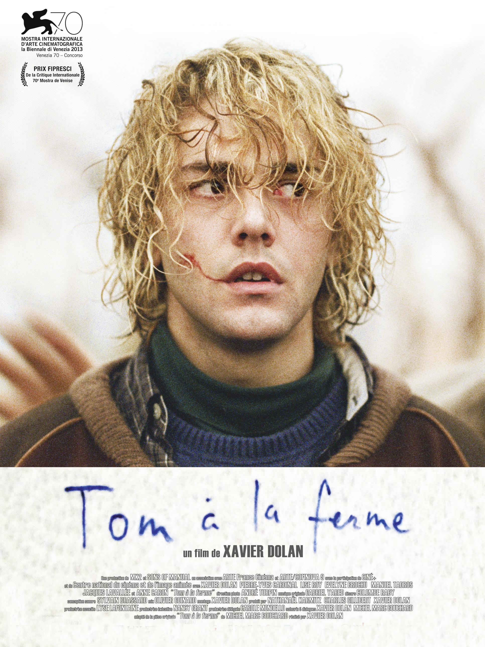 Tom à la ferme | Dolan, Xavier (Réalisateur)