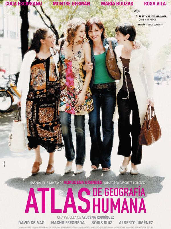 Atlas de géographie humaine | Rodríguez, Azucena (Réalisateur)