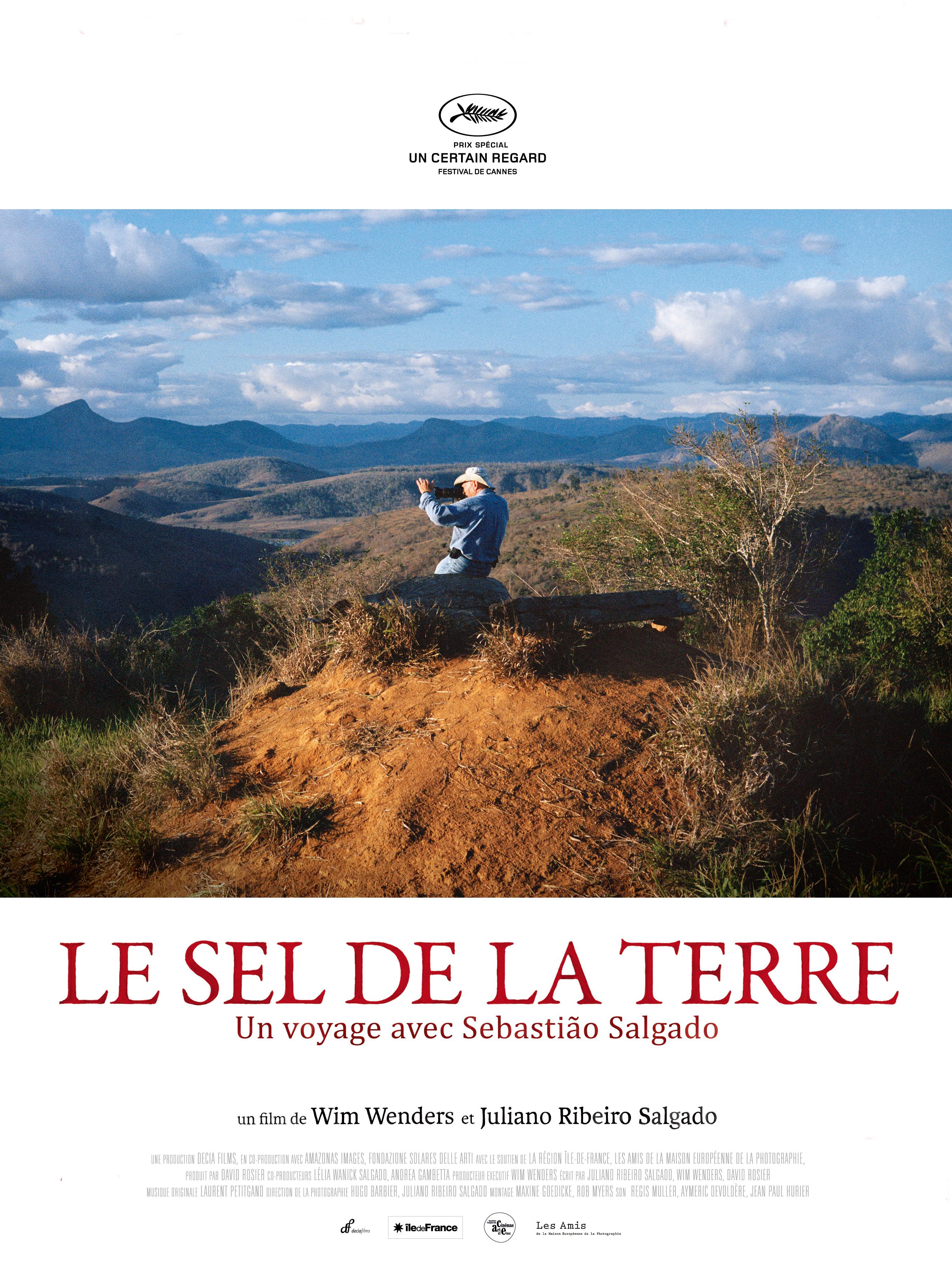 Le Sel de la terre | Ribeiro Salgado, Juliano (Réalisateur)