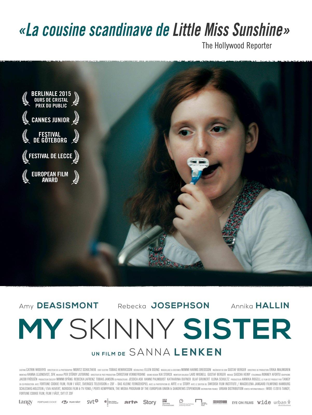 My Skinny Sister | Lenken, Sanna (Réalisateur)