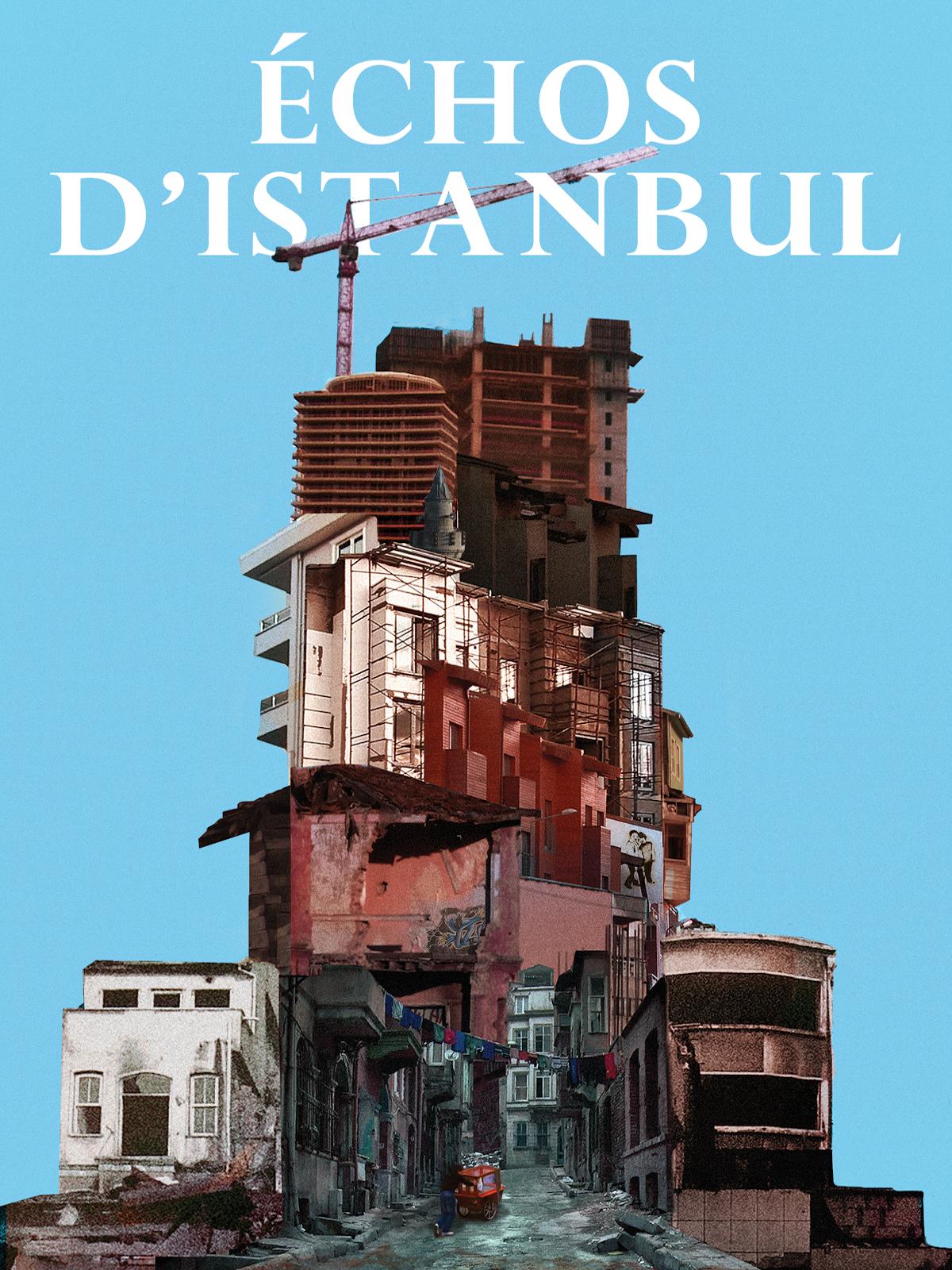Échos d'Istanbul | Frati, Giulia (Réalisateur)