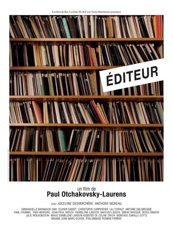 Éditeur | Otchakovsky-Laurens, Paul (Réalisateur)