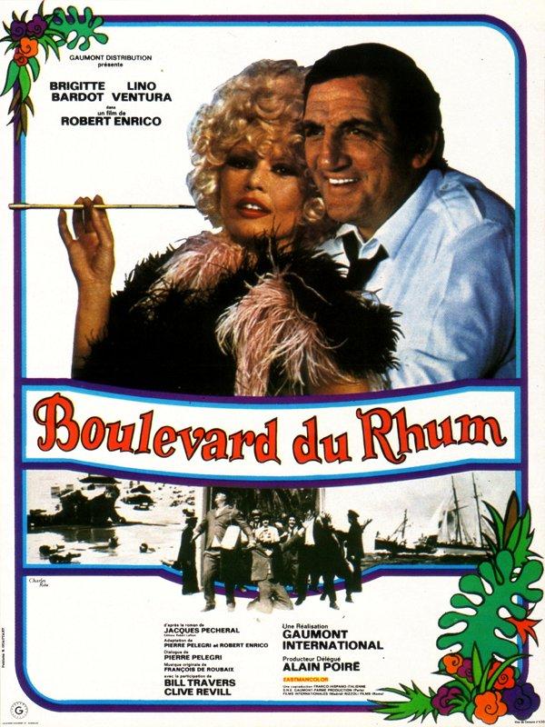 Boulevard du Rhum | Enrico, Robert (Réalisateur)