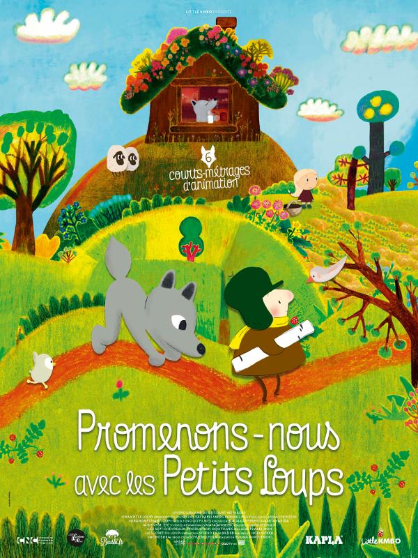 Promenons-nous avec les petits loups | Levinson, Anna (Réalisateur)