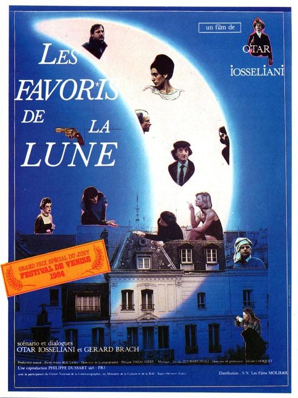 """Afficher """"Les Favoris de la lune"""""""