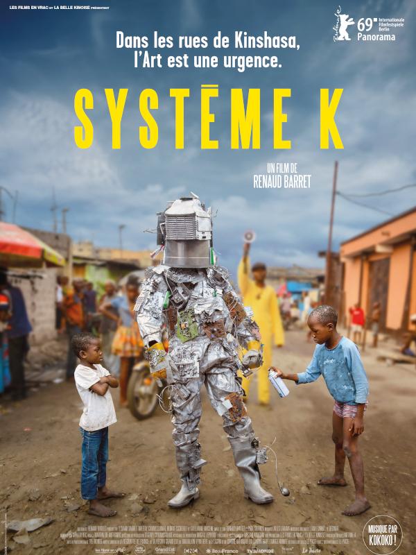 Système K | Barret, Renaud (Réalisateur)