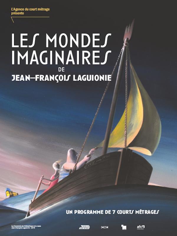 Les Mondes imaginaires de Jean-François Laguionie | Laguionie, Jean-François (Réalisateur)