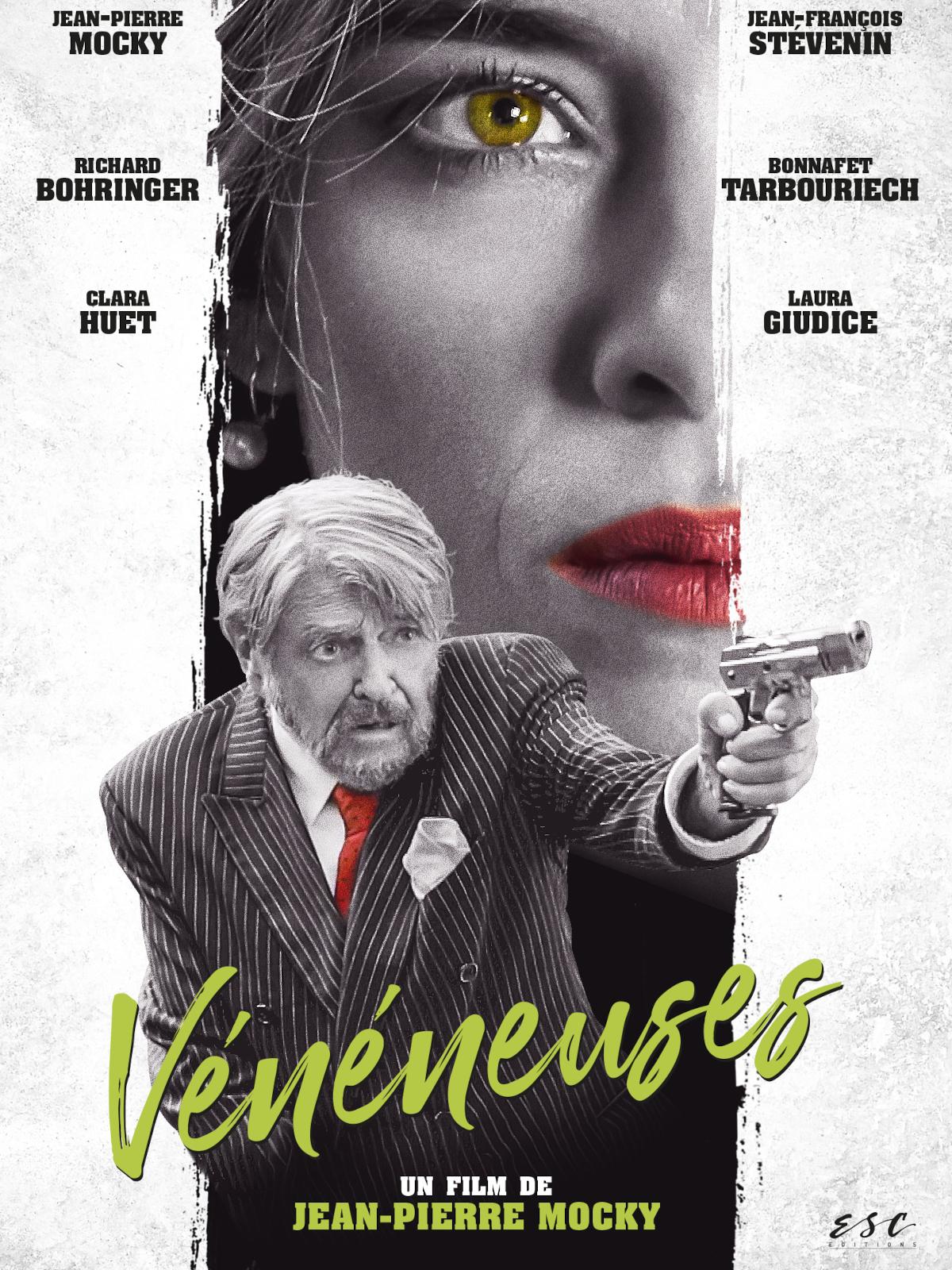 Vénéneuses | Mocky, Jean-Pierre (Réalisateur)