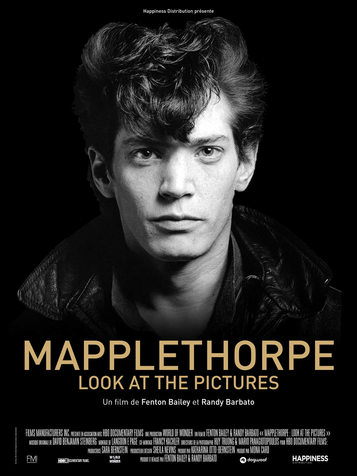 Mapplethorpe: Look at the Pictures | Bailey, Fenton (Réalisateur)