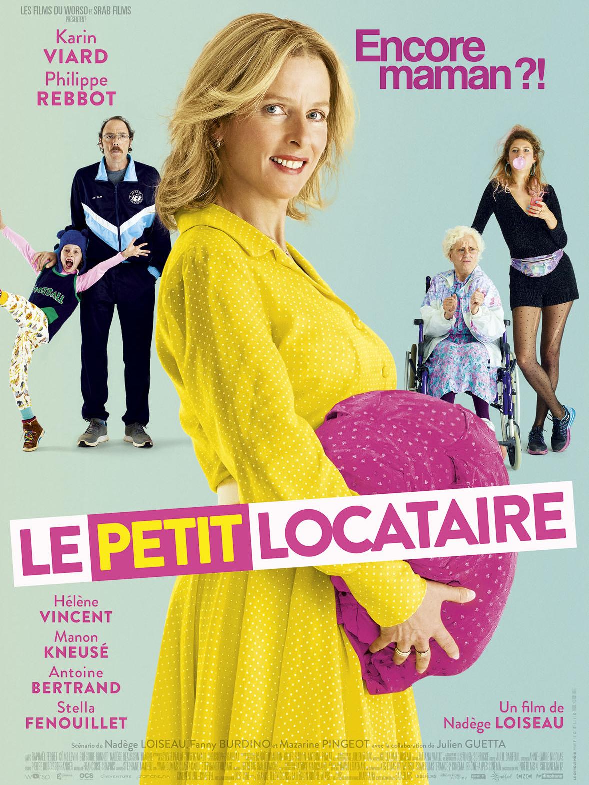Le Petit Locataire | Loiseau, Nadège (Réalisateur)