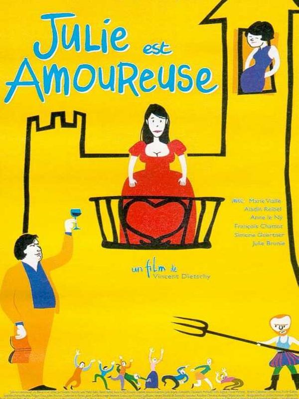 """Afficher """"Julie est amoureuse"""""""