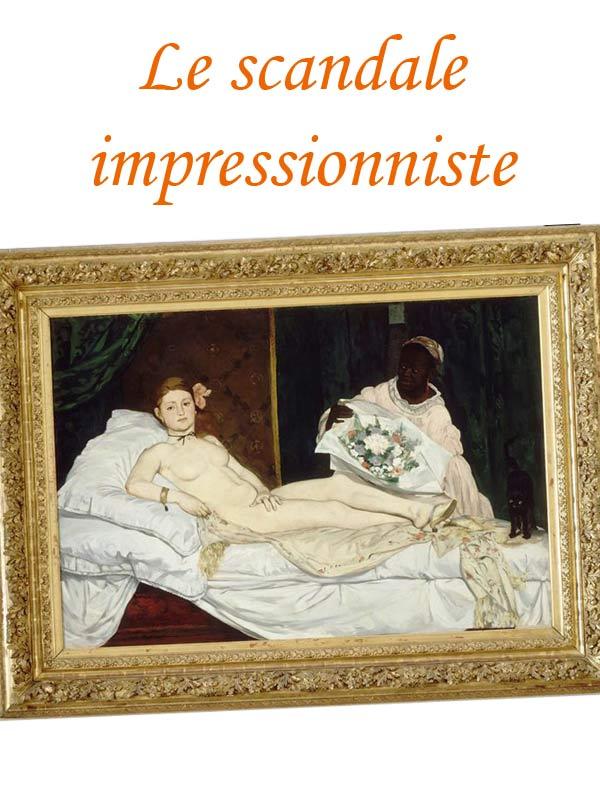 Le Scandale impressionniste | Lévy-Kuentz, Francois (Réalisateur)