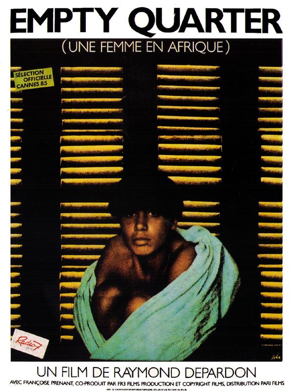 Empty Quarter, une femme en Afrique | Depardon, Raymond (Réalisateur)