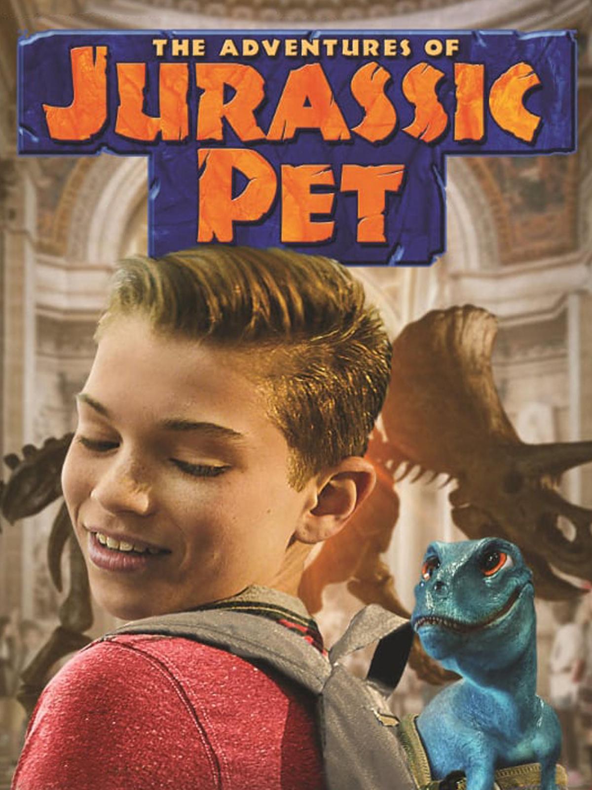 Jurassic pet, l'odyssée d'Albert | Bellgardt, Ryan (Réalisateur)