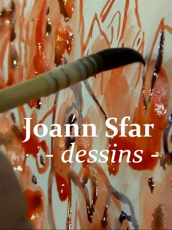 Joann Sfar - Dessins |