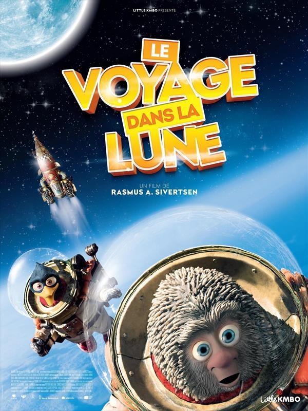 Le Voyage dans la Lune | Sivertsen, Rasmus A. (Réalisateur)