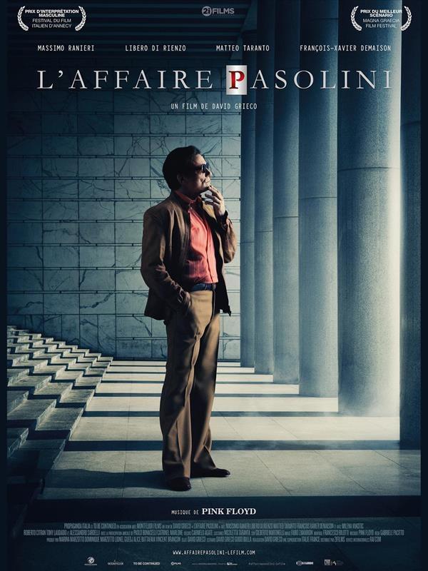 L'Affaire Pasolini | Grieco, David (Réalisateur)