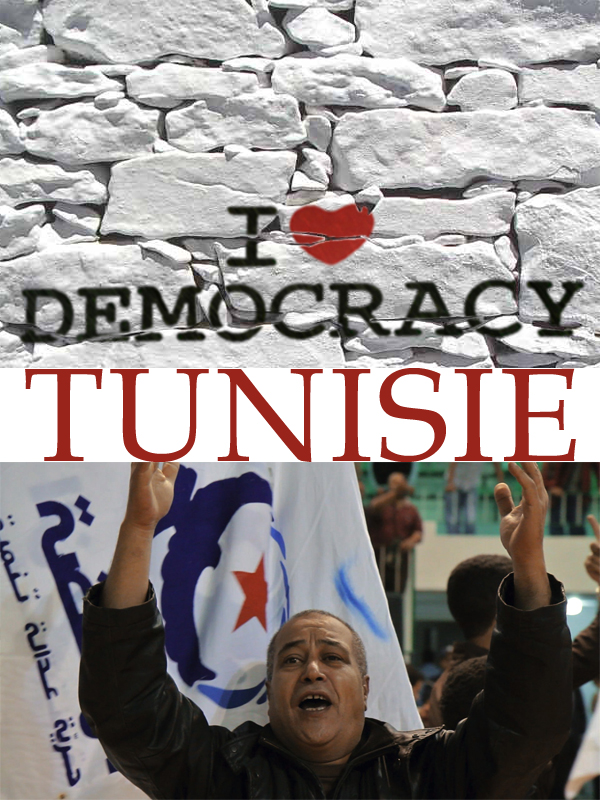 "Afficher ""I love democracy : la Tunisie"""