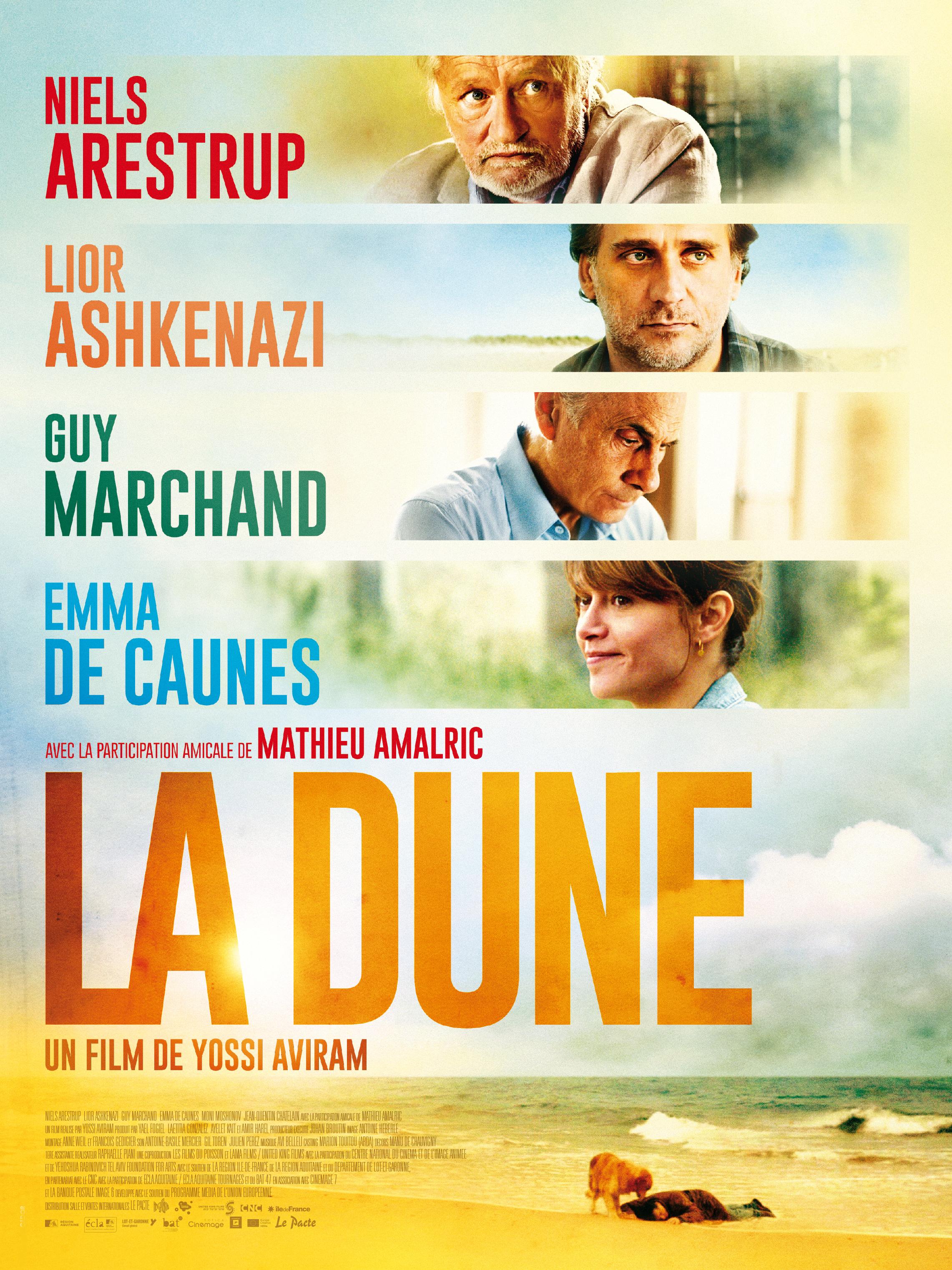 La Dune | Aviram, Yossi (Réalisateur)
