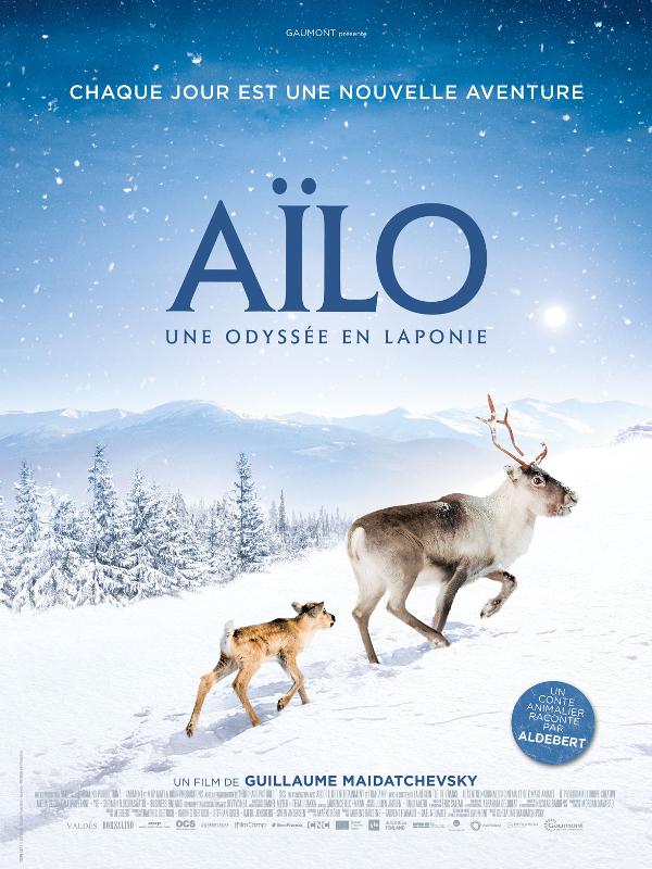 Aïlo : une odyssée en Laponie | Maidatchevsky, Guillaume (Réalisateur)