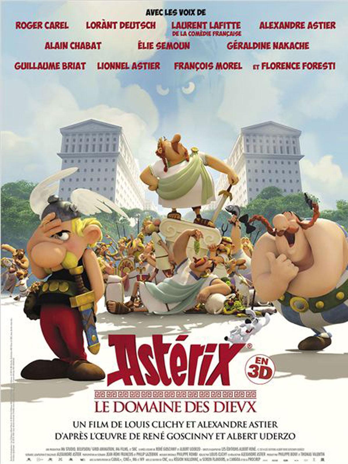 Astérix : Le Domaine des Dieux | Astier, Alexandre (Réalisateur)
