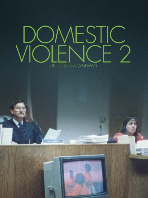Domestic Violence 2 | Wiseman, Frederick (Réalisateur)