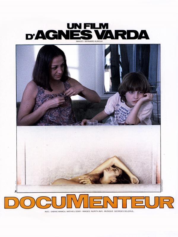 Documenteur | Varda, Agnès (Réalisateur)