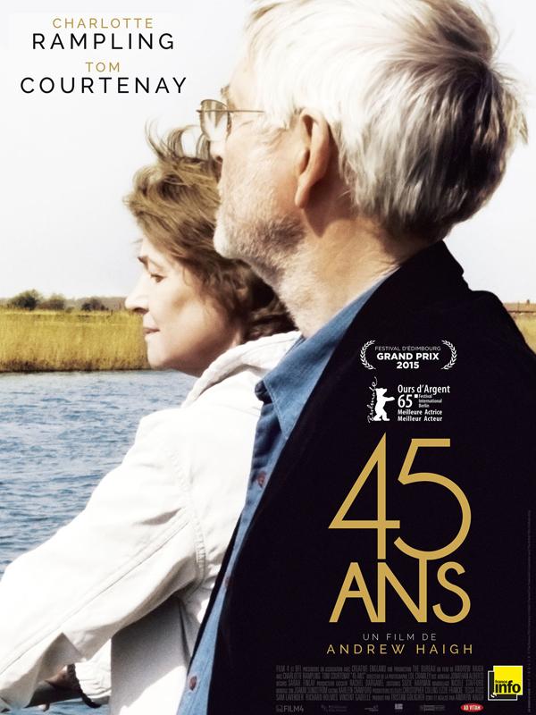 45 ans   Haigh, Andrew (Réalisateur)