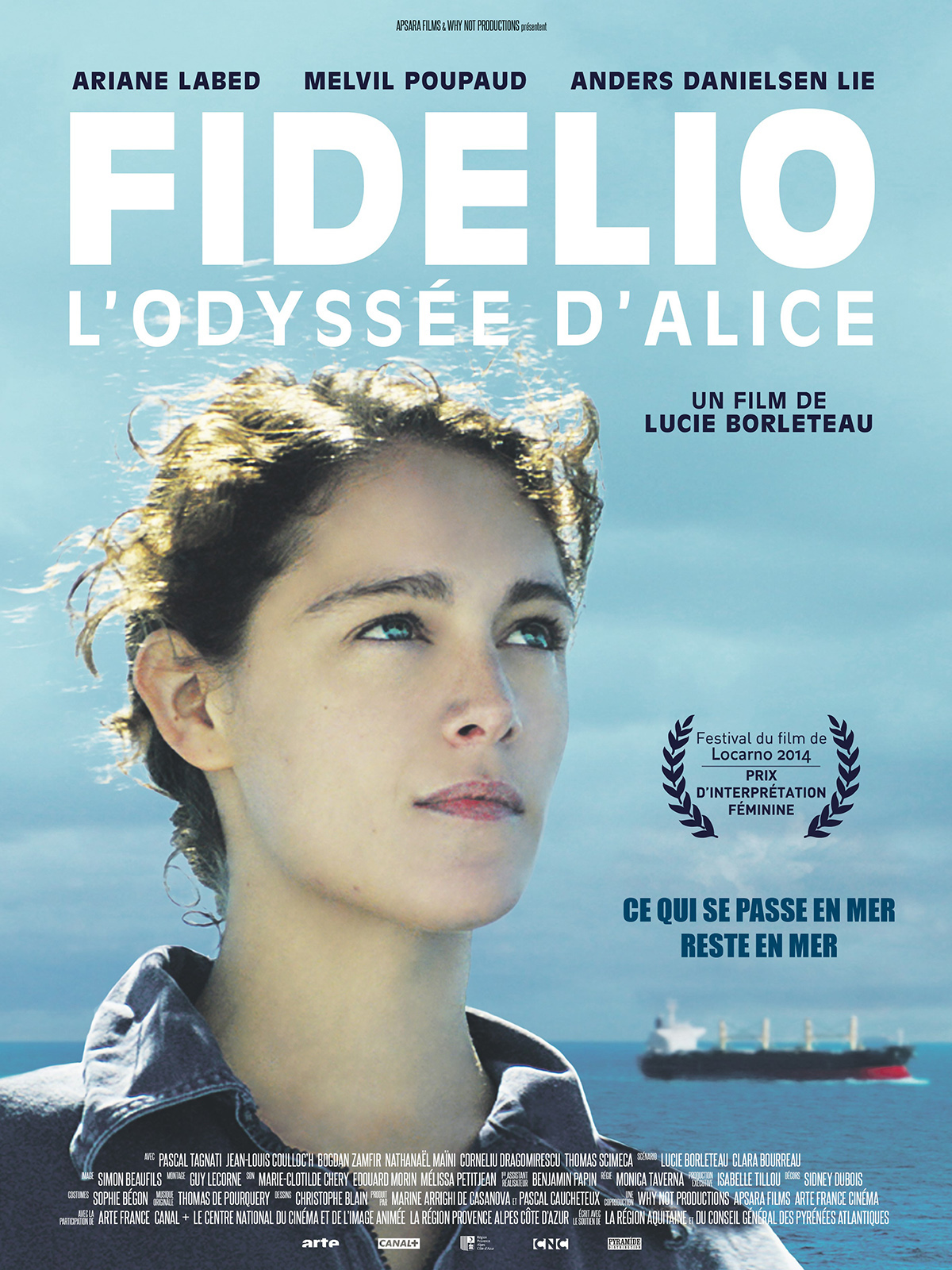 Fidelio, l'odyssée d'Alice | Borleteau, Lucie (Réalisateur)