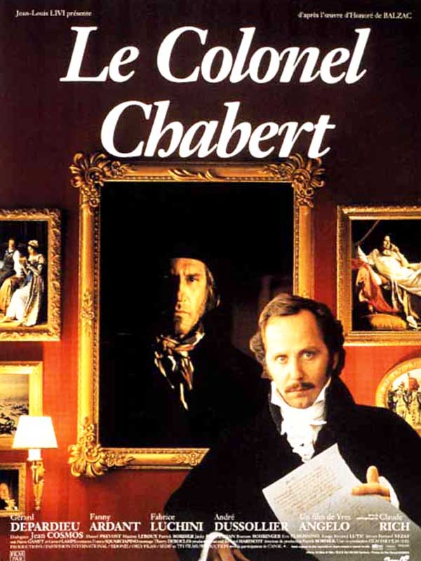 Le colonel Chabert | Angelo, Yves (Réalisateur)