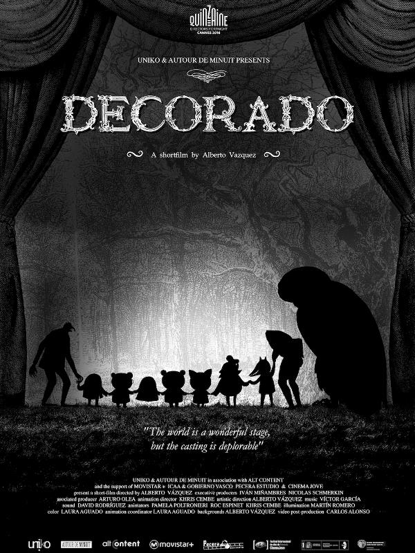 Decorado | Vázquez, Alberto (Réalisateur)