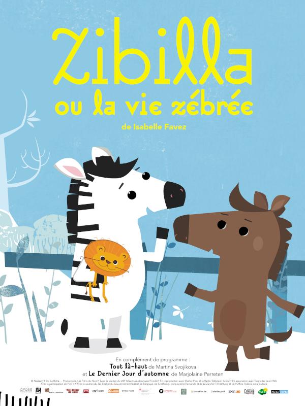 Zibilla ou la vie zebrée | Favez, Isabelle (Réalisateur)