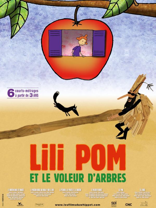 Lili Pom et le voleur d'arbres | Hamid Karimian,  (Réalisateur)