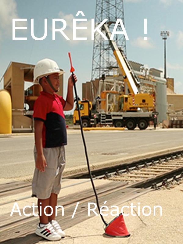 EURÊKA ! - Action/réaction | Wormmeester, Loes (Réalisateur)