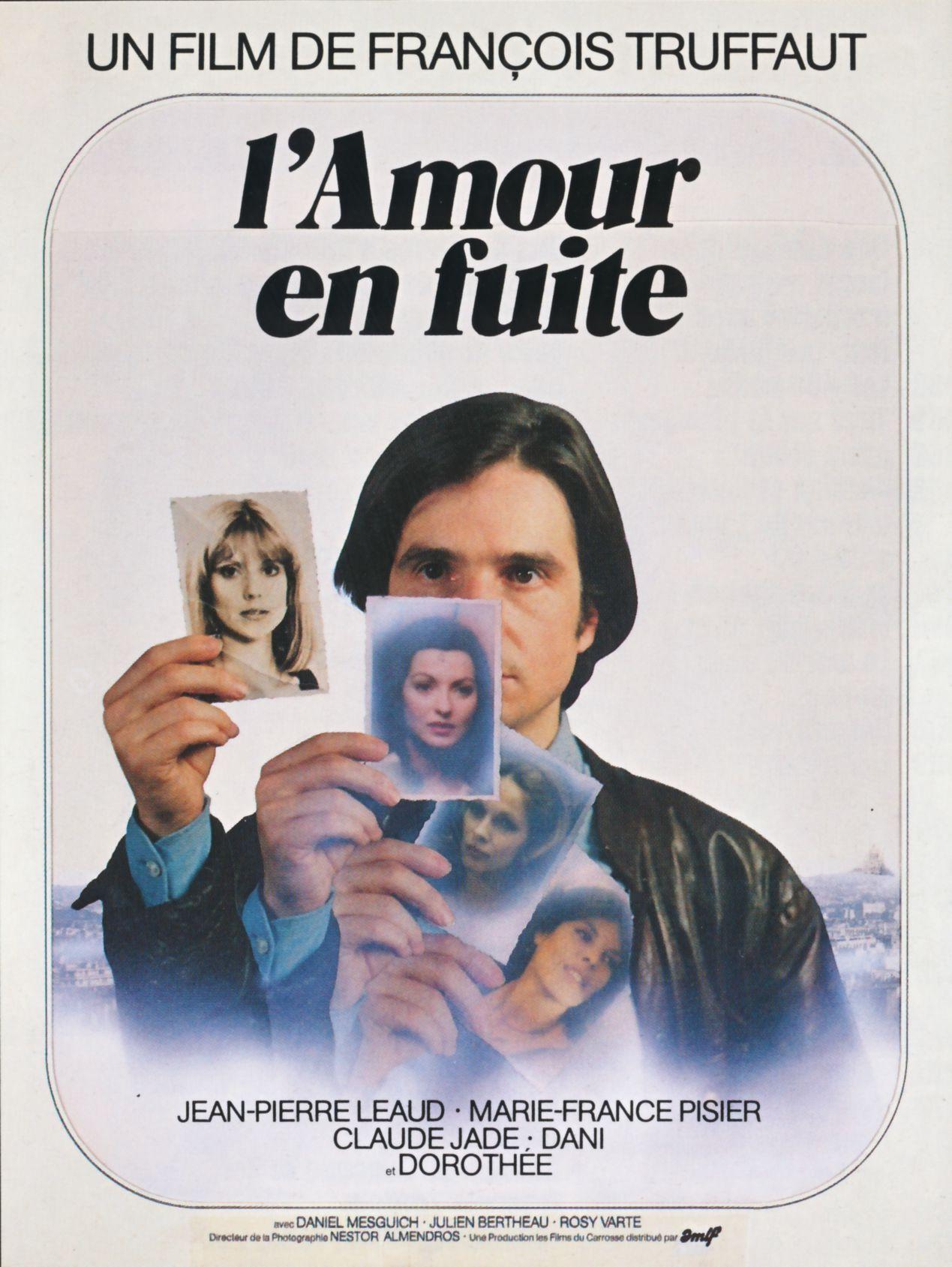 L'Amour en fuite | Truffaut, François (Réalisateur)