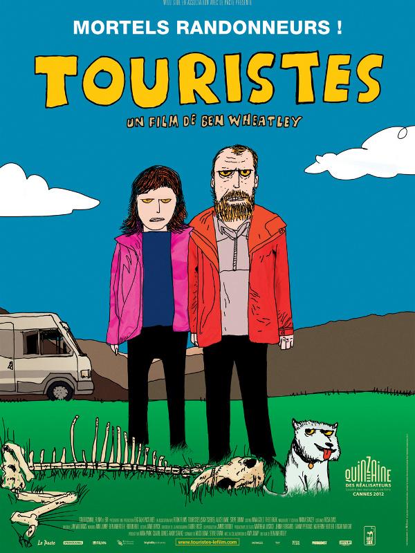 Touristes | Wheatley, Ben (Réalisateur)