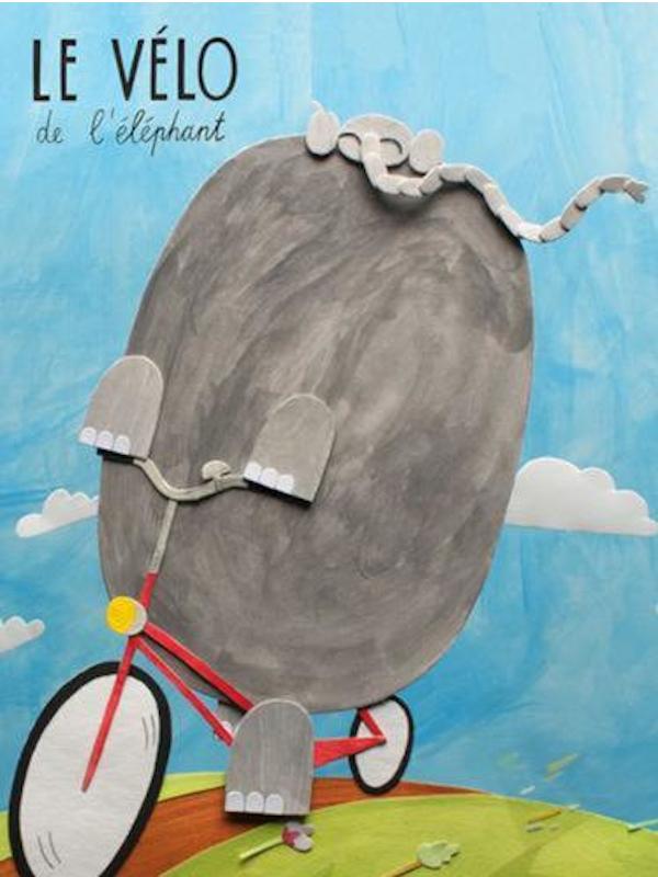 Le Vélo de l'éléphant | Shchukina, Olesya (Réalisateur)