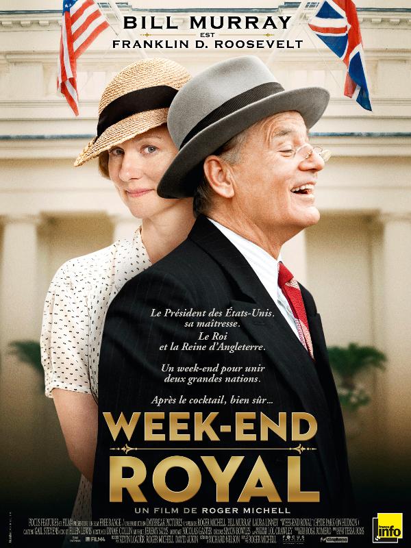 Week-end royal | Michell, Roger (Réalisateur)