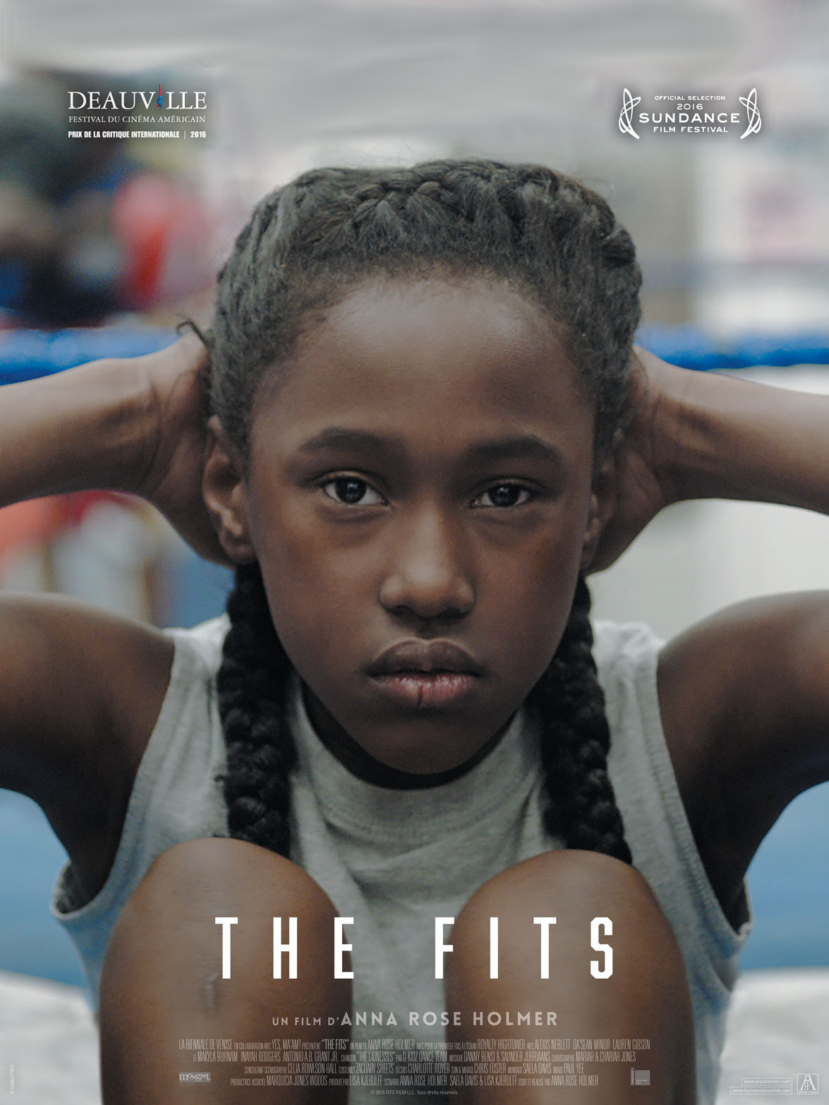 The Fits | Holmer, Anna Rose (Réalisateur)