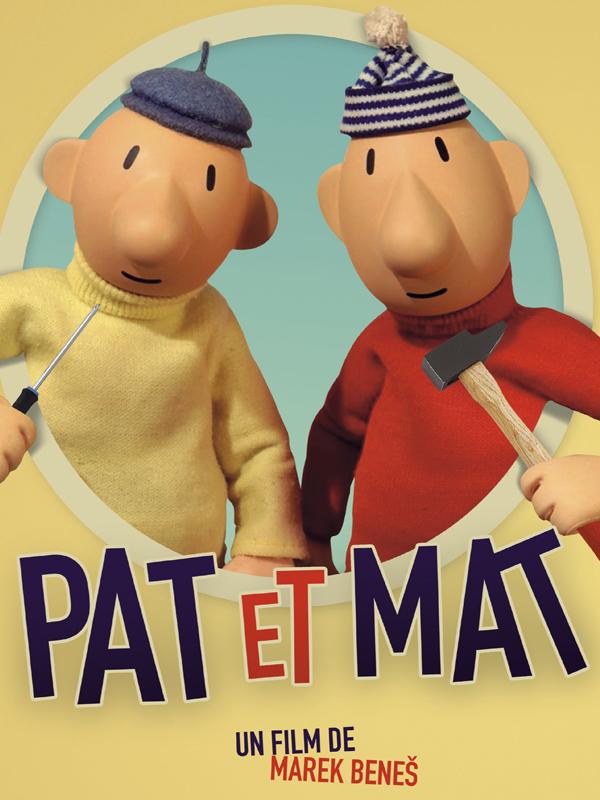 Pat et Mat | Benes, Marek (Réalisateur)