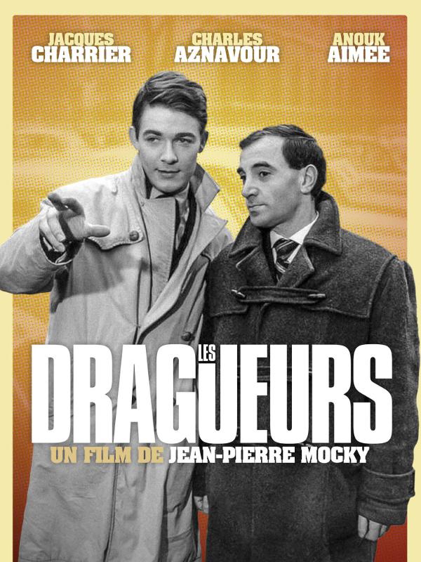 Les Dragueurs | Mocky, Jean-Pierre (Réalisateur)