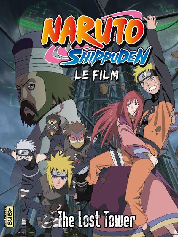 Naruto Shippuden : La Tour perdue | Murata, Masahiko (Réalisateur)