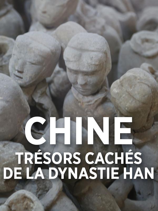 Chine : trésors perdus de la dynastie des Han   Bremner, Ian (Réalisateur)