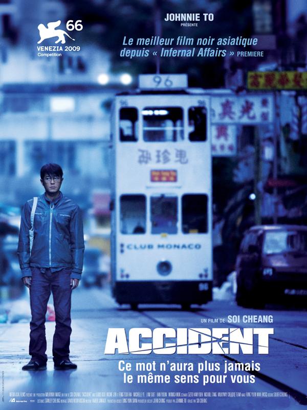 Accident | SOI, Cheang (Réalisateur)