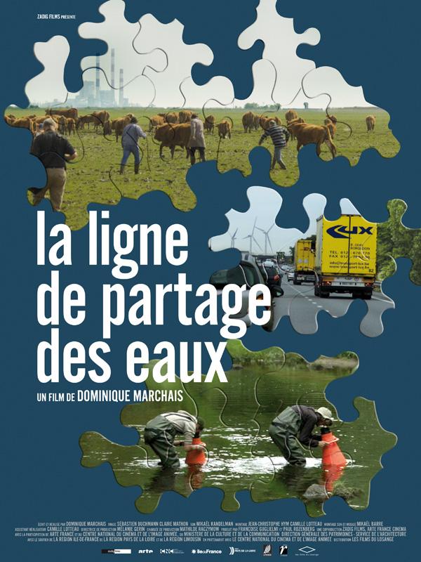 La ligne de partage des eaux | Marchais, Dominique (Réalisateur)
