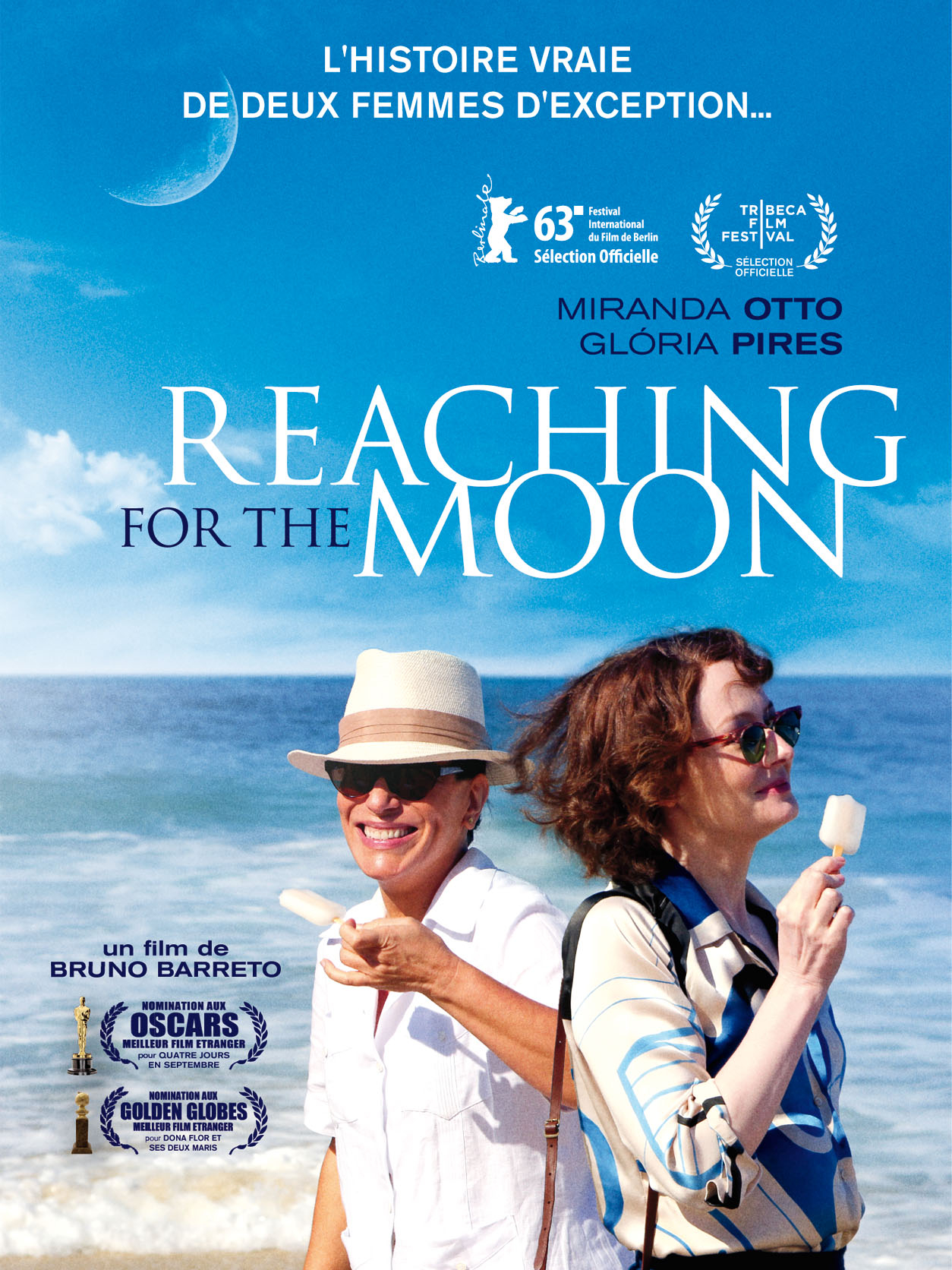 Reaching for the Moon | Barreto, Bruno (Réalisateur)