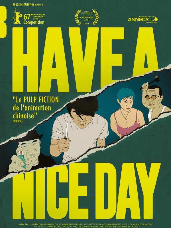 Have a Nice Day | Jian, Liu (Réalisateur)