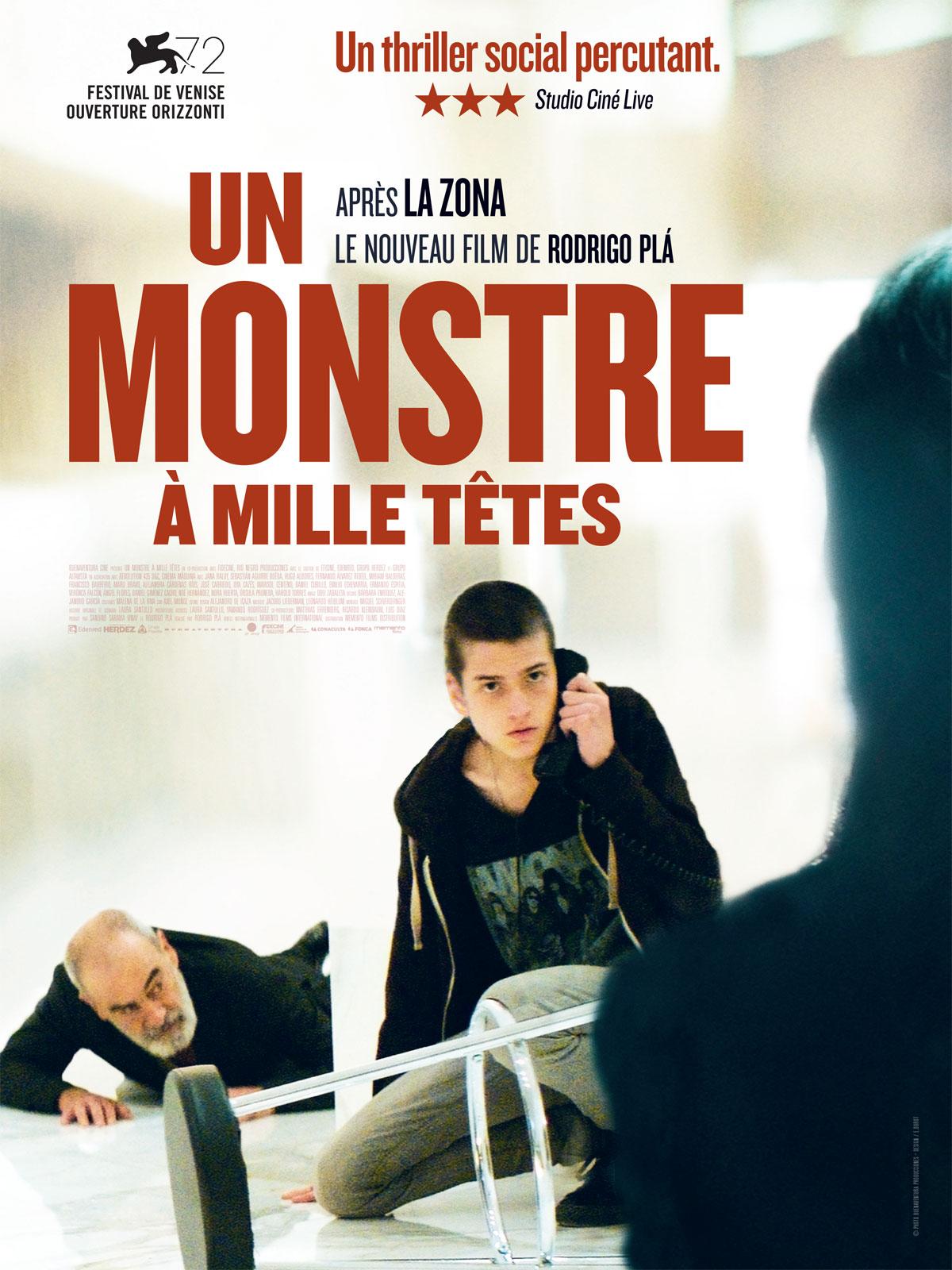 Un Monstre à mille têtes | Plá, Rodrigo (Réalisateur)