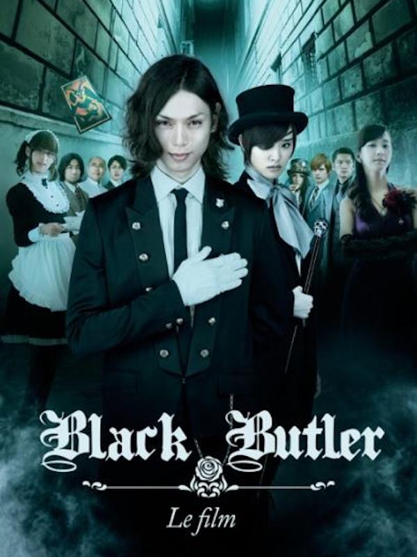 Black Butler : Le film live | Sato, Keichi (Réalisateur)