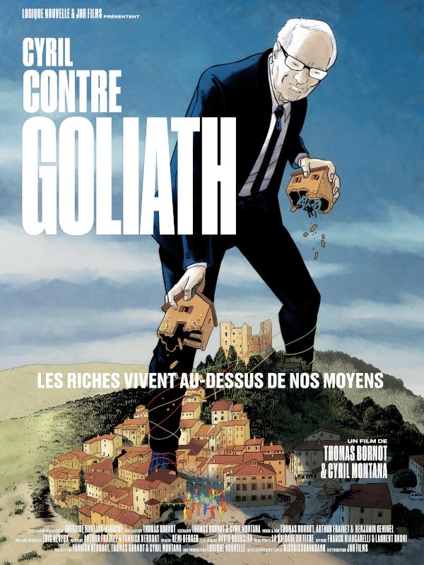 Cyril contre Goliath | Thomas Bornot,  (Réalisateur)